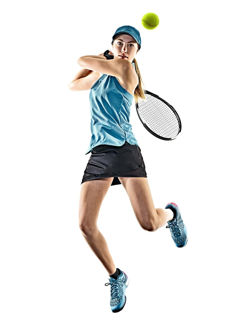 Formation en kinésithérapie du sport   Tennis